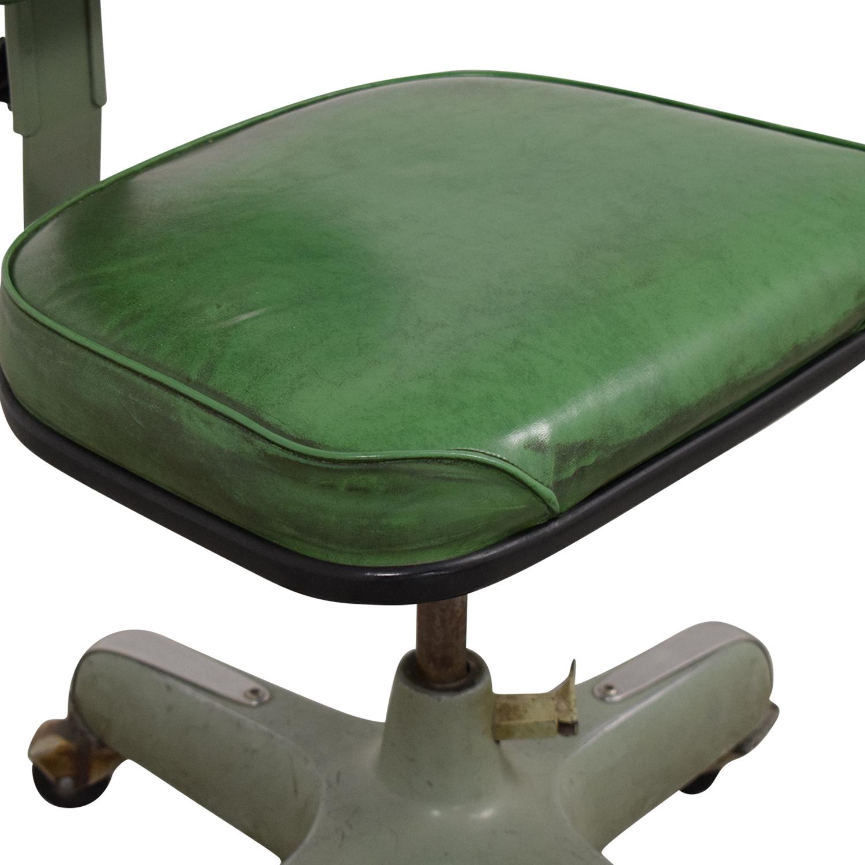 Cramer Industries Vintage Cramer Industries Swivel Office Chair discount