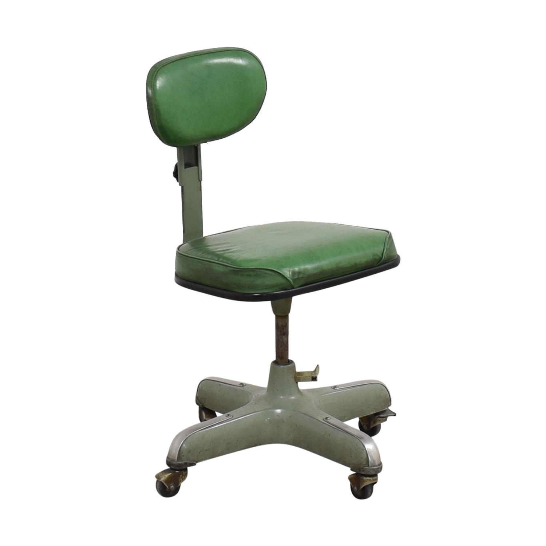 shop Vintage Cramer Industries Swivel Office Chair Cramer Industries Chairs