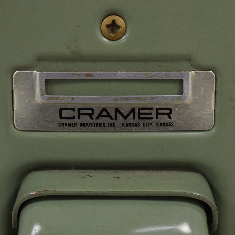 shop Vintage Cramer Industries Swivel Office Chair Cramer Industries Home Office Chairs