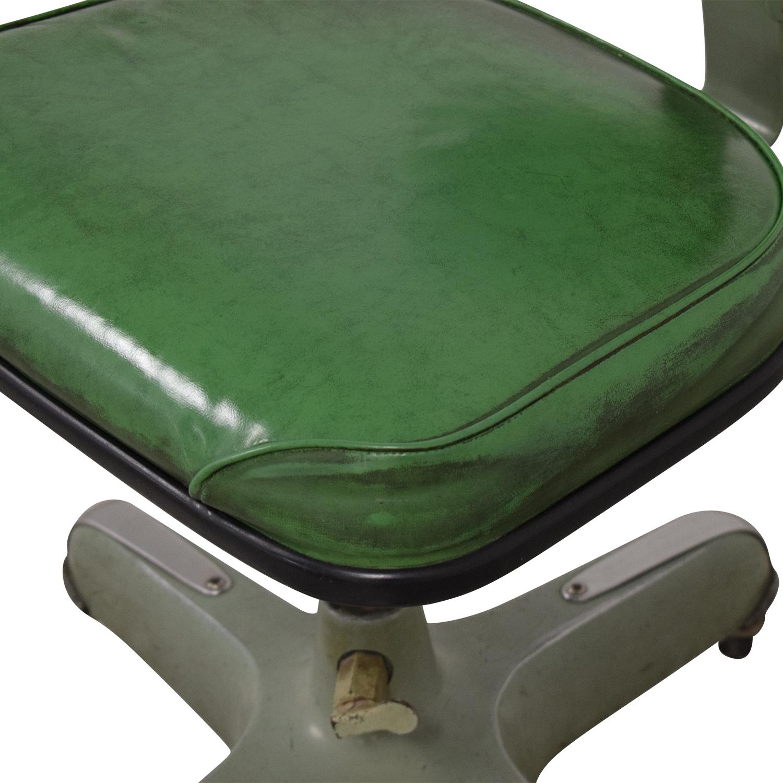 Cramer Industries Vintage Cramer Industries Swivel Office Chair ct
