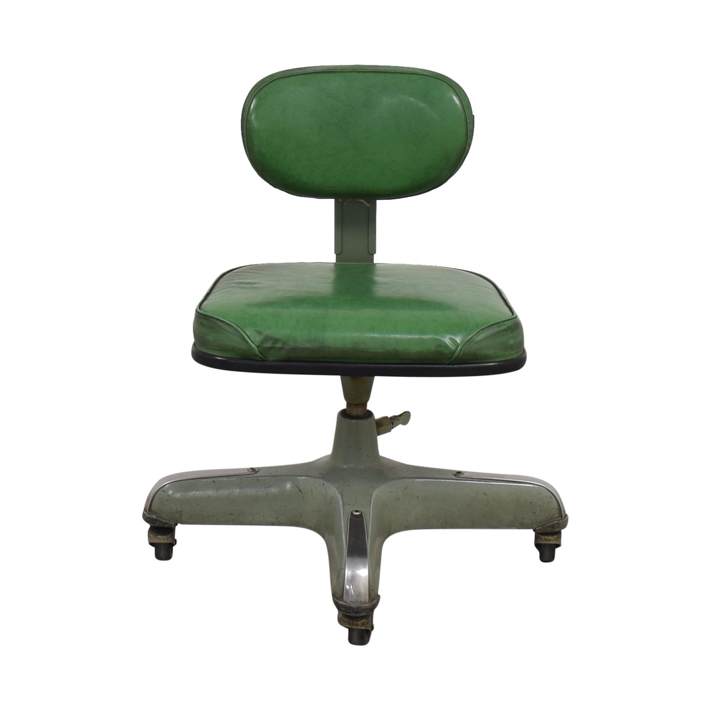 buy Vintage Cramer Industries Swivel Office Chair Cramer Industries
