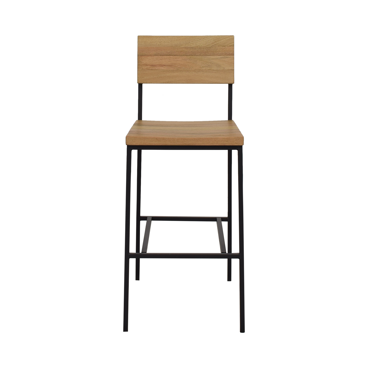 West Elm West Elm Rustic Bar Stool