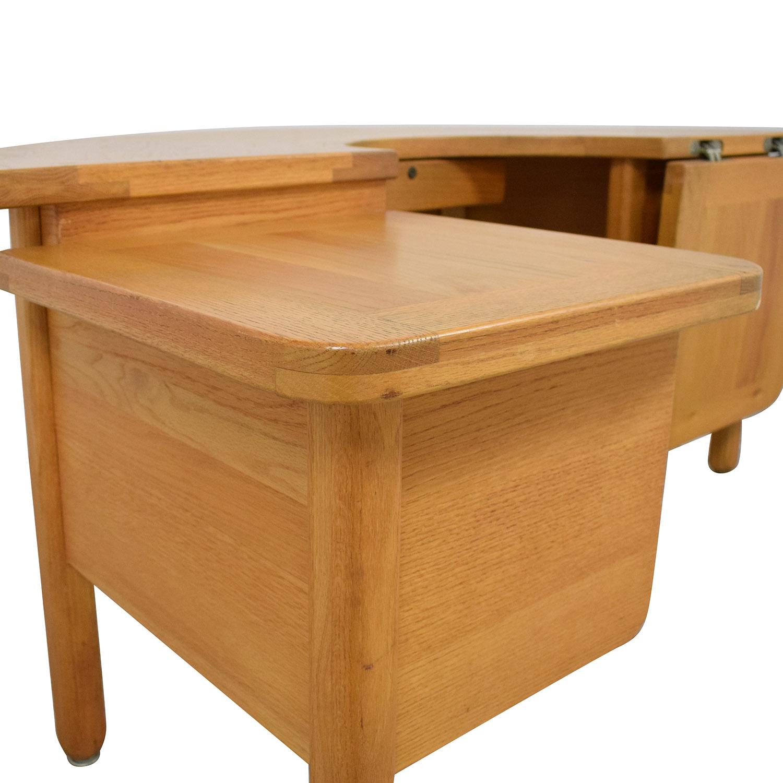Fischer Cabinet Company Fischer Cabinet Company U-Shaped Desk price