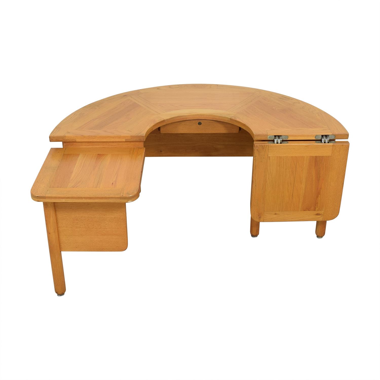 Fischer Cabinet Company Fischer Cabinet Company U-Shaped Desk discount