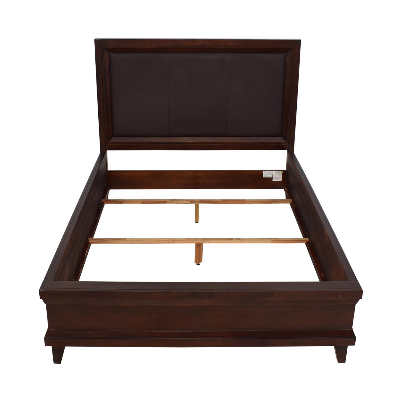 Casana Furniture Casana Upholstered Headboard Queen Bed coupon