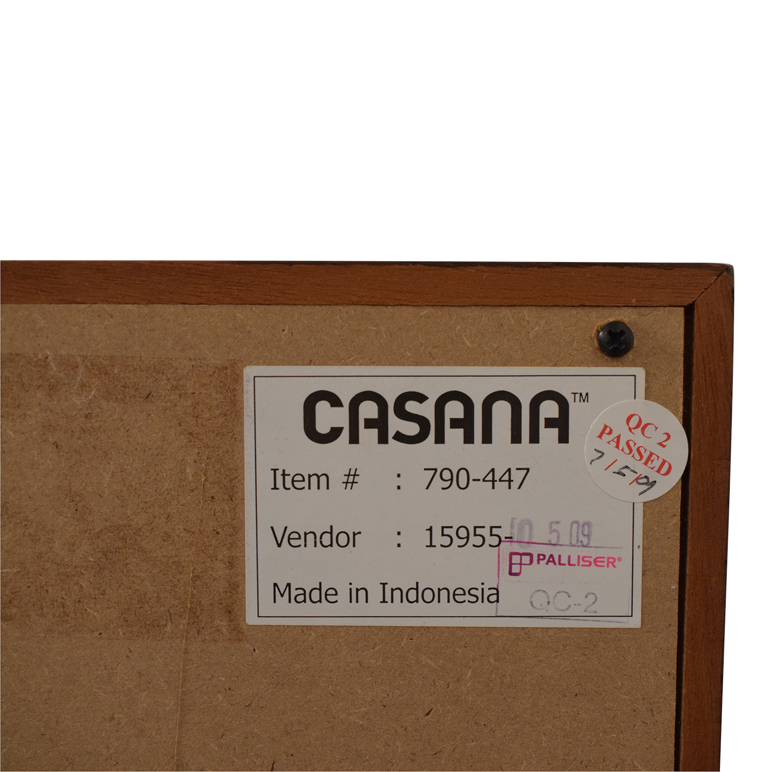 shop Casana Furniture Casana Furniture Vista Semainier online