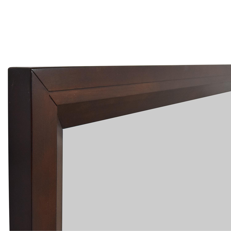 Casana Furniture Casana Vista Landscape Mirror dimensions