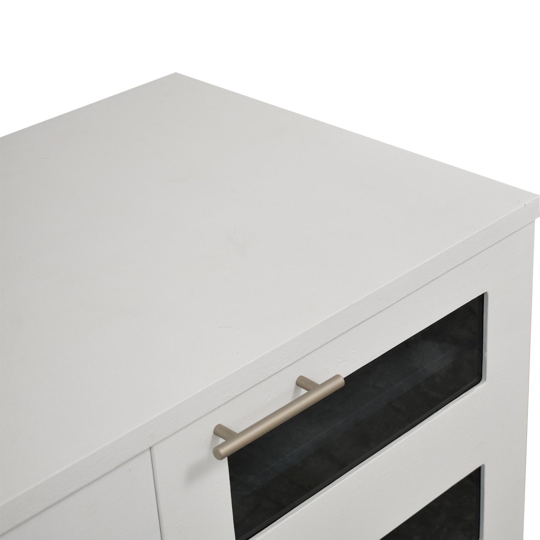 shop BDI Furniture BDI Avion Noir TV Stand online