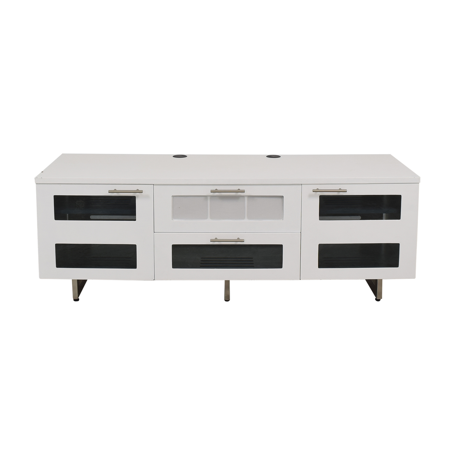 BDI Furniture BDI Avion Noir TV Stand Storage