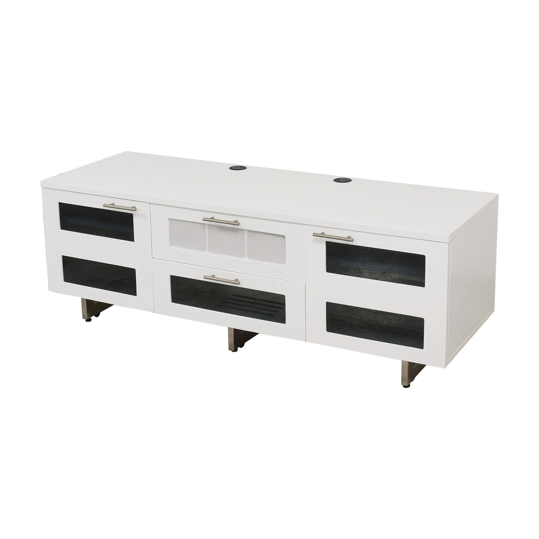 BDI Furniture BDI Avion Noir TV Stand nyc