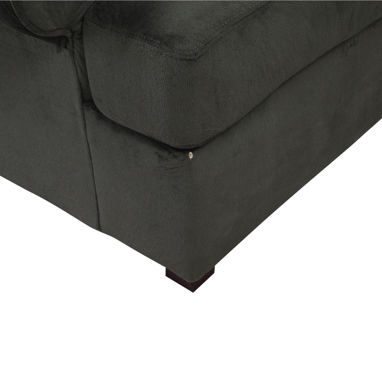 shop Ashley Jessa Place 3-Piece Sectional Ashley Furniture Sectionals