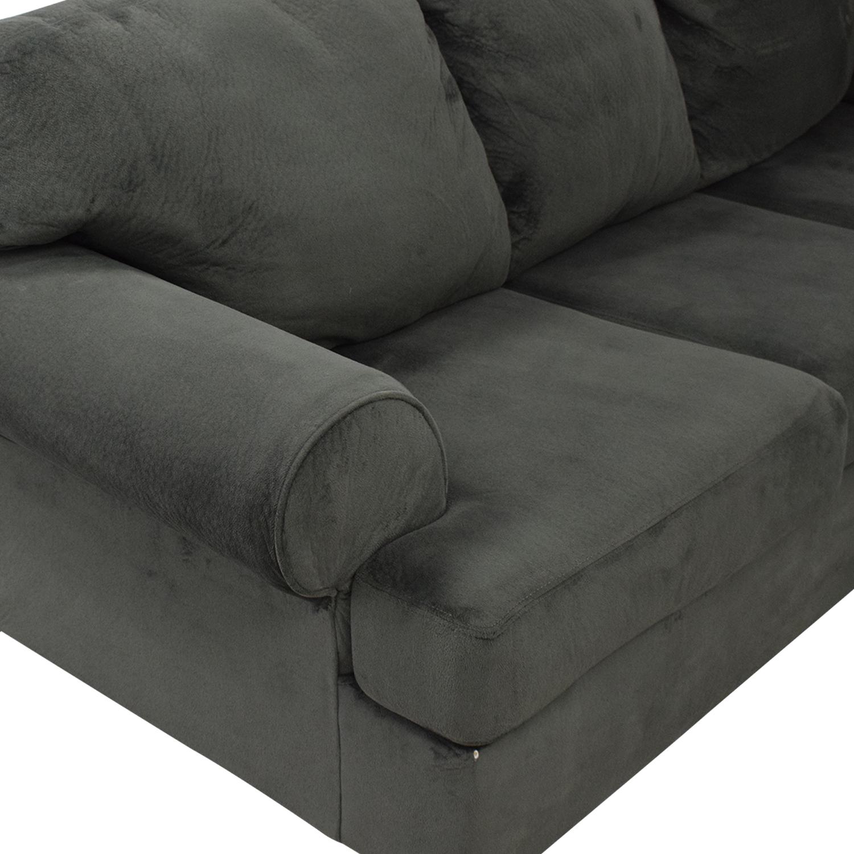 Ashley Furniture Ashley Jessa Place 3-Piece Sectional Sofas