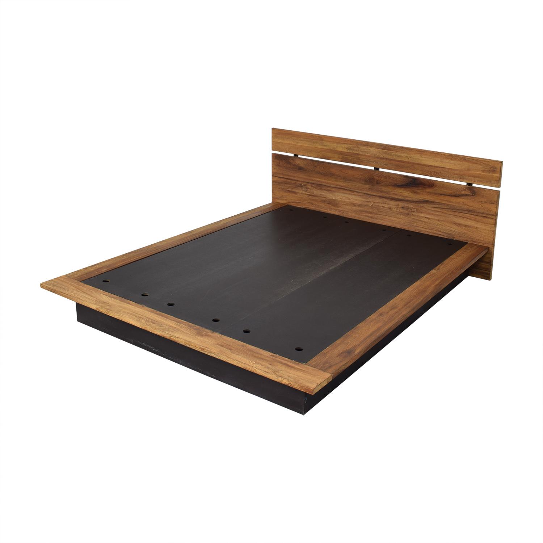 shop ABC Carpet & Home Form Queen Bed ABC Carpet & Home Beds