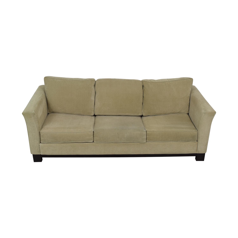 Macy's Macy's Sleeper Sofa dimensions