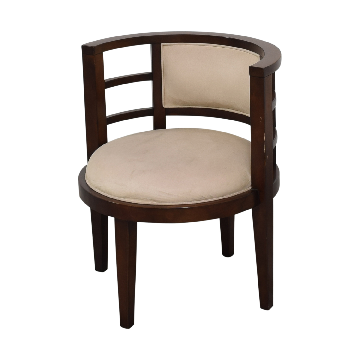 buy Open Round Back Accent Chair  Chairs