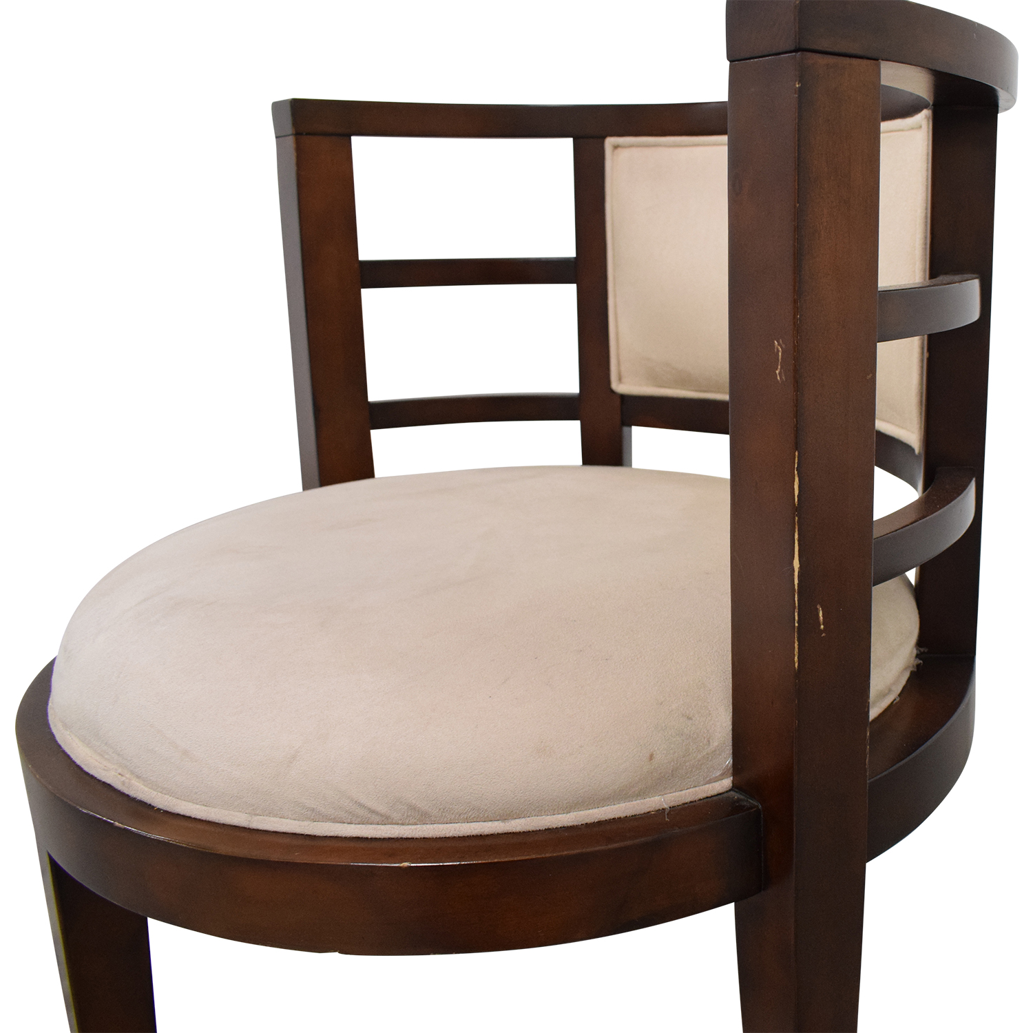 buy  Open Round Back Accent Chair online
