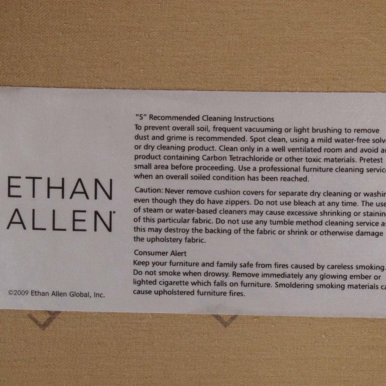 Ethan Allen Two Cushion Sofa / Classic Sofas