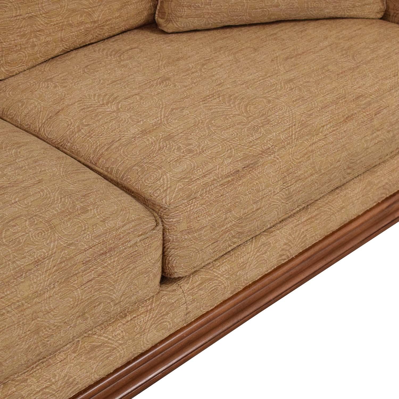 Ethan Allen Ethan Allen Two Cushion Sofa ma