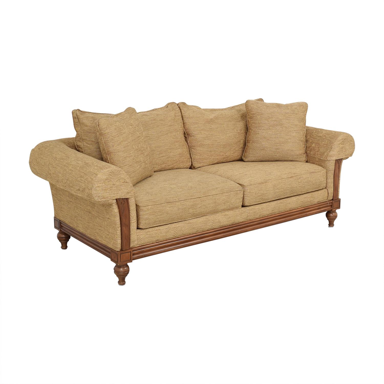 Ethan Allen Ethan Allen Two Cushion Sofa used