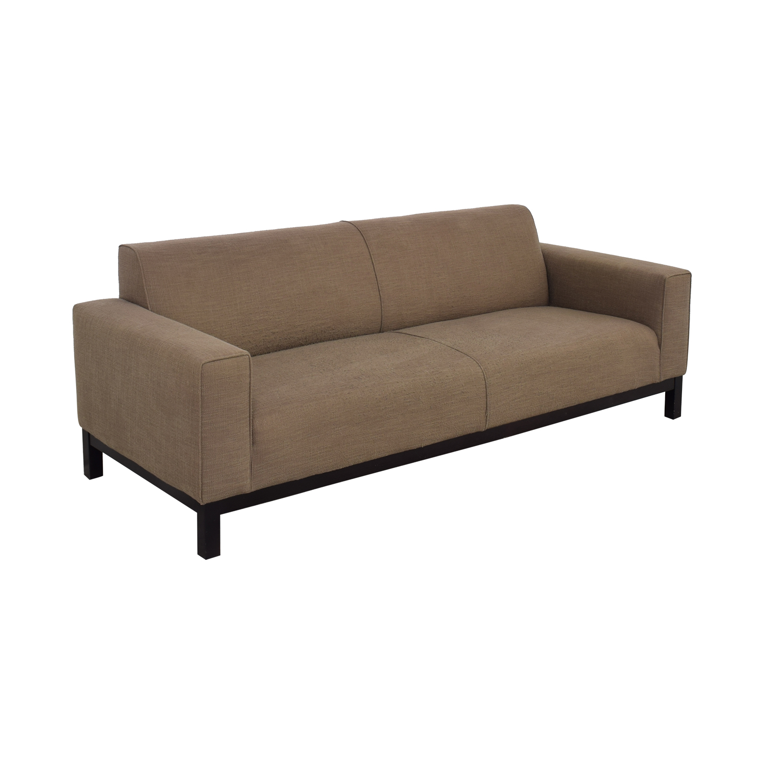 Crate & Barrel Crate & Barrel Tight Back Sofa ma