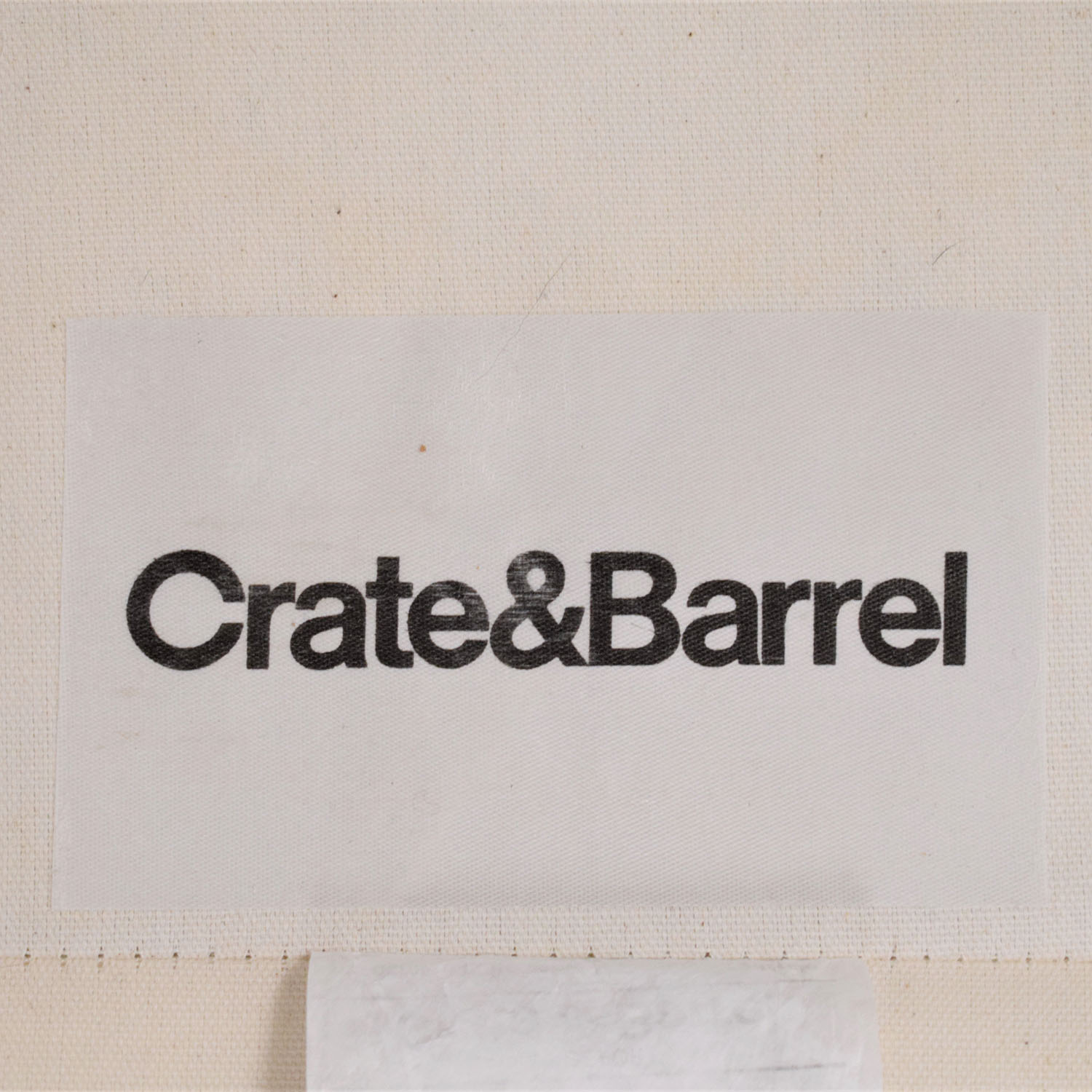 buy Crate & Barrel Slipcovered Accent Chair Crate & Barrel Accent Chairs