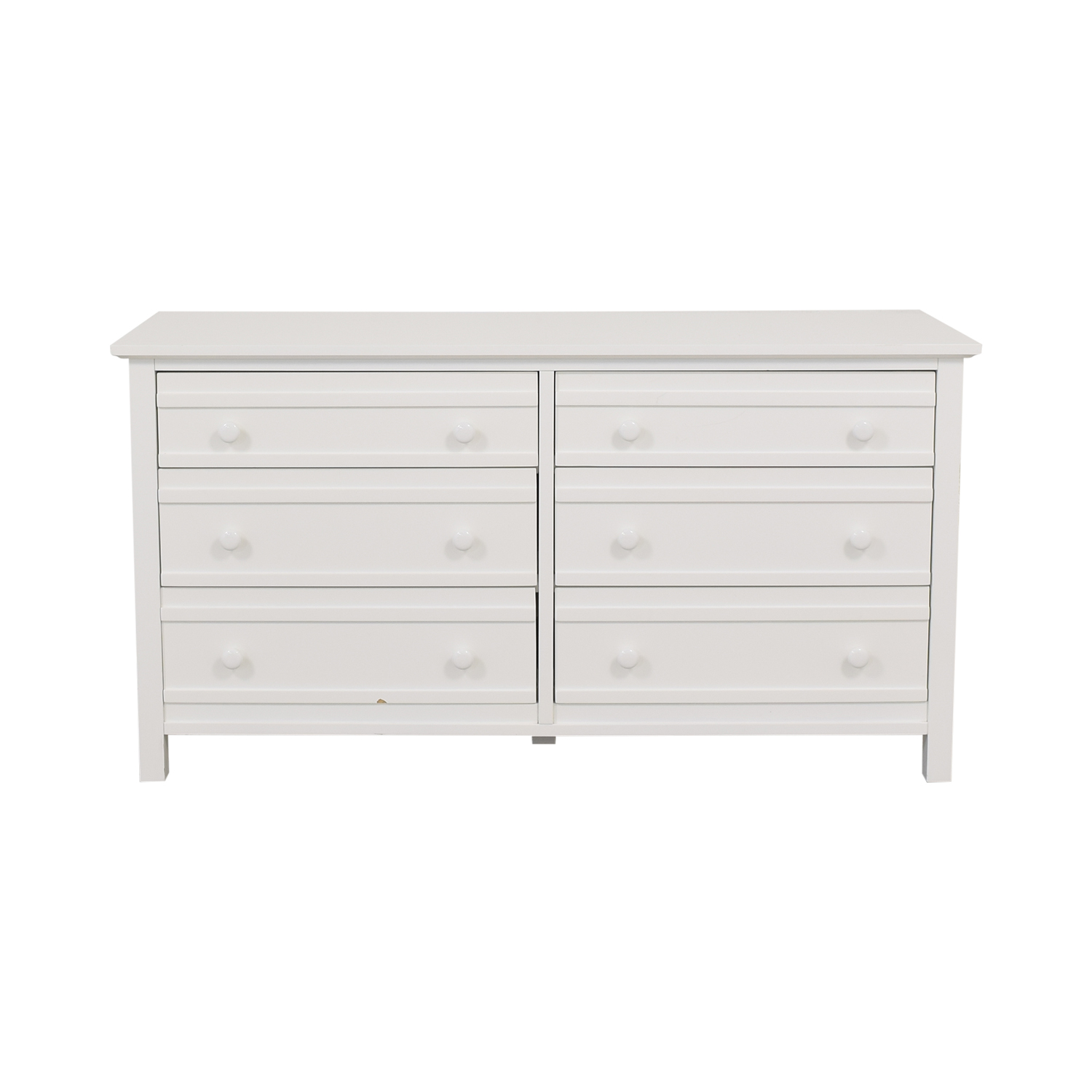 buy Crate & Barrel Crate & Barrel Brighton Six Drawer Dresser online