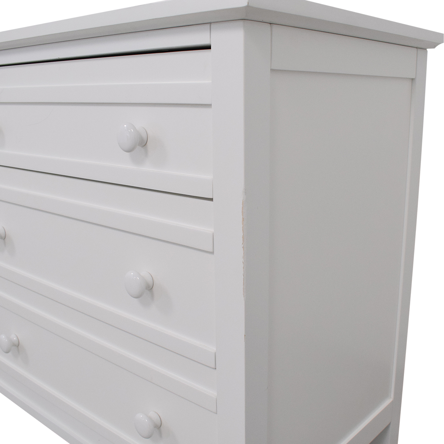 Crate & Barrel Crate & Barrel Brighton Six Drawer Dresser nj