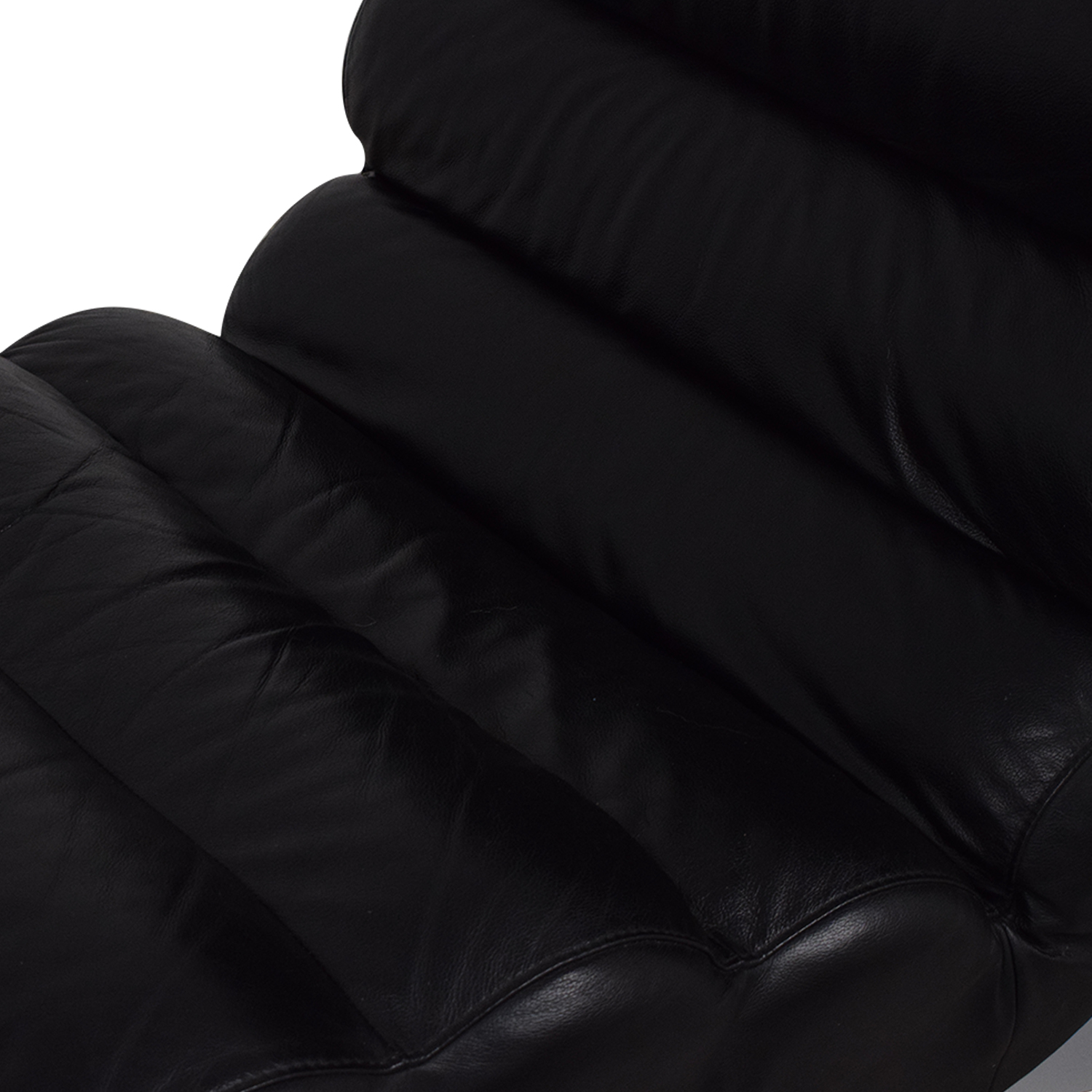 Lind Lind Armless Chaise black