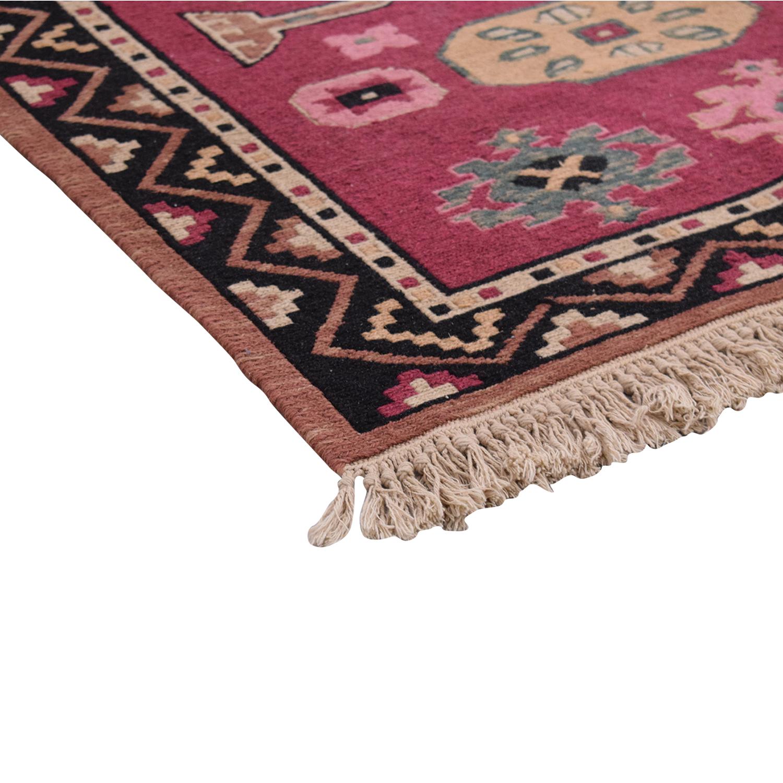 buy  Soumak Caucasian Wool Rug online