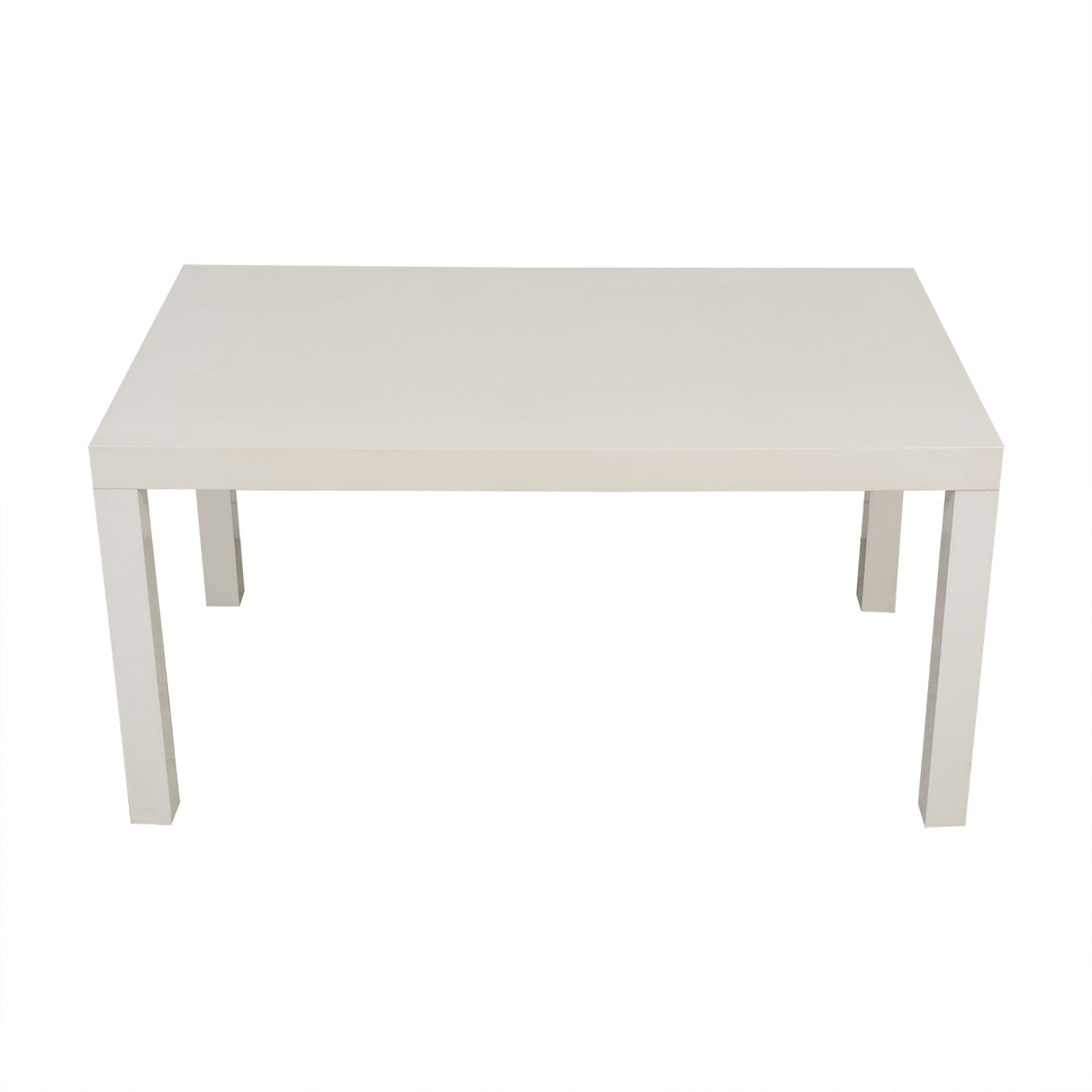 buy West Elm Parsons Style Dining Table West Elm Dinner Tables