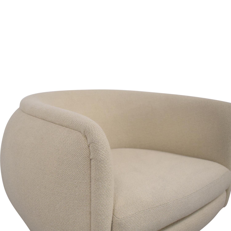 Knoll Knoll D'Urso Swivel Chair nj