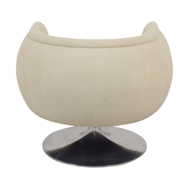 buy Knoll D'Urso Swivel Chair Knoll