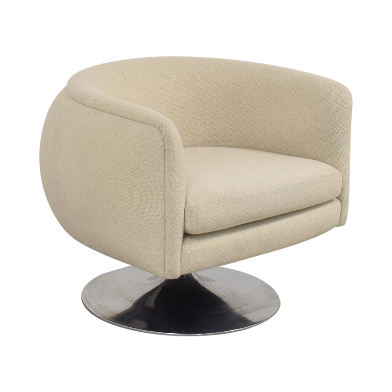 Knoll Knoll D'Urso Swivel Chair for sale