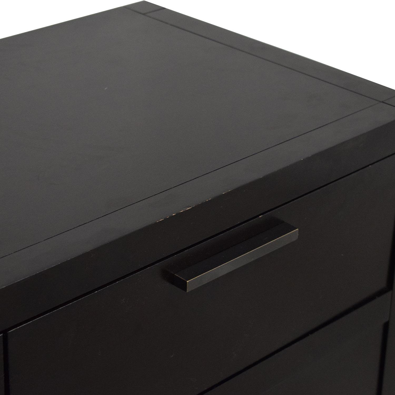 Casana Furniture Seven Drawer Dresser / Storage