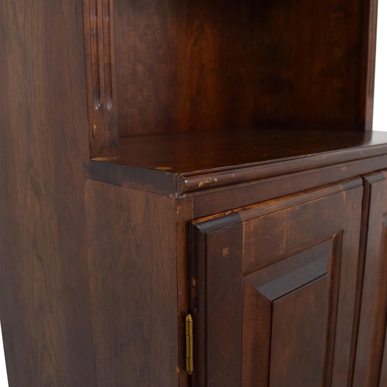buy  Vintage Bookshelf with Cabinet online