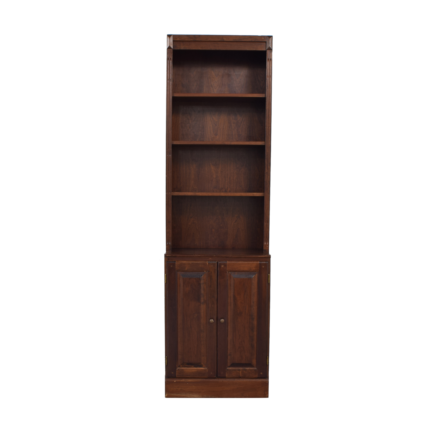 Vintage Bookshelf with Cabinet ma