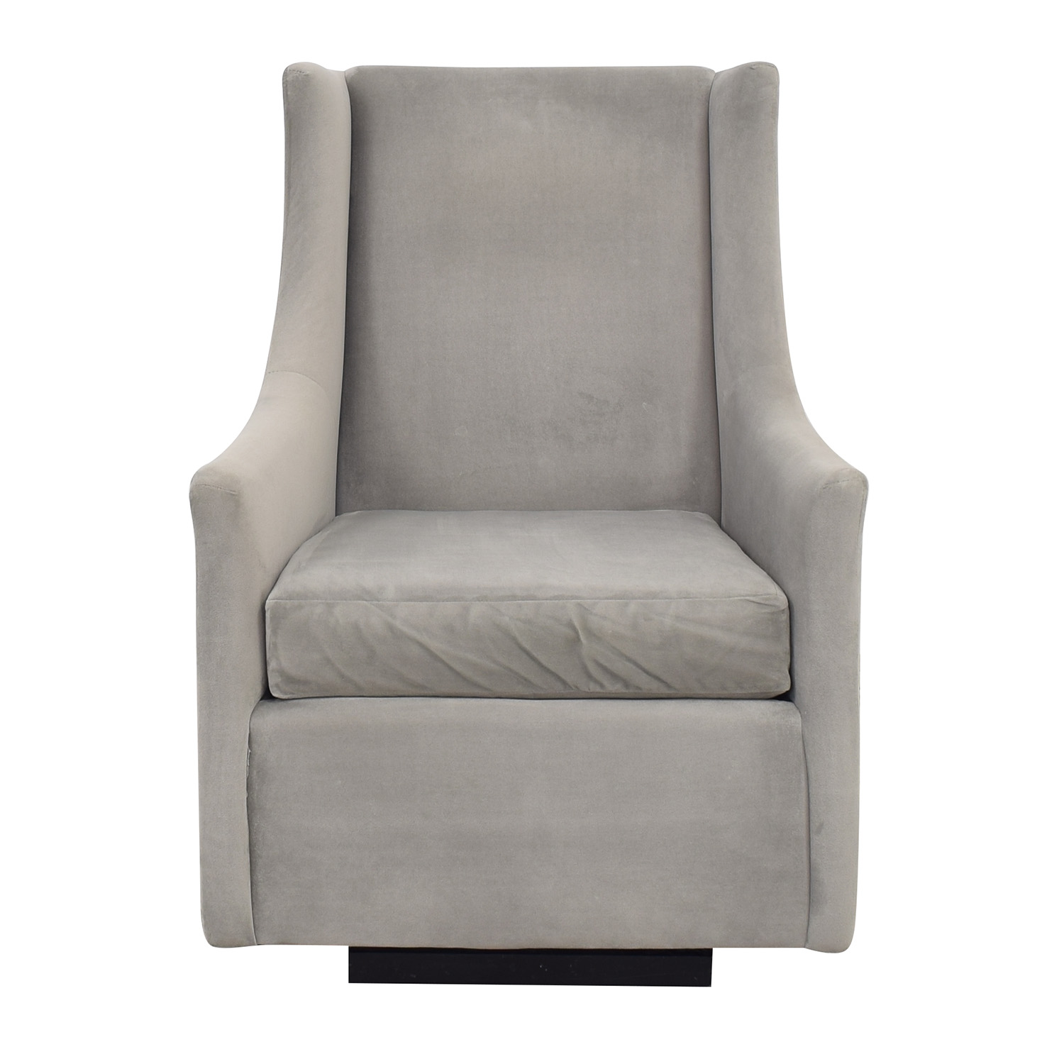 West Elm West Elm Graham Glider dimensions