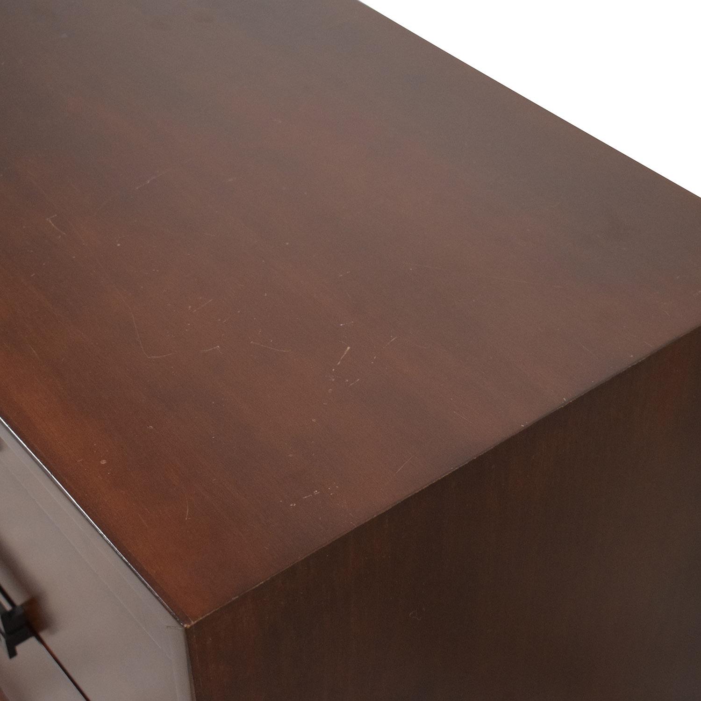 shop Casana Vista Nightstand Casana Furniture End Tables
