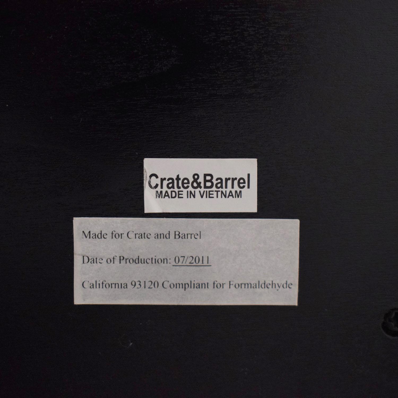 Crate & Barrel Crate & Barrel Media Console for sale