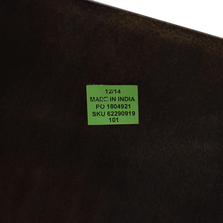 Restoration Hardware Restoration Hardware 1940s Vintage Toledo Bar Chair dimensions
