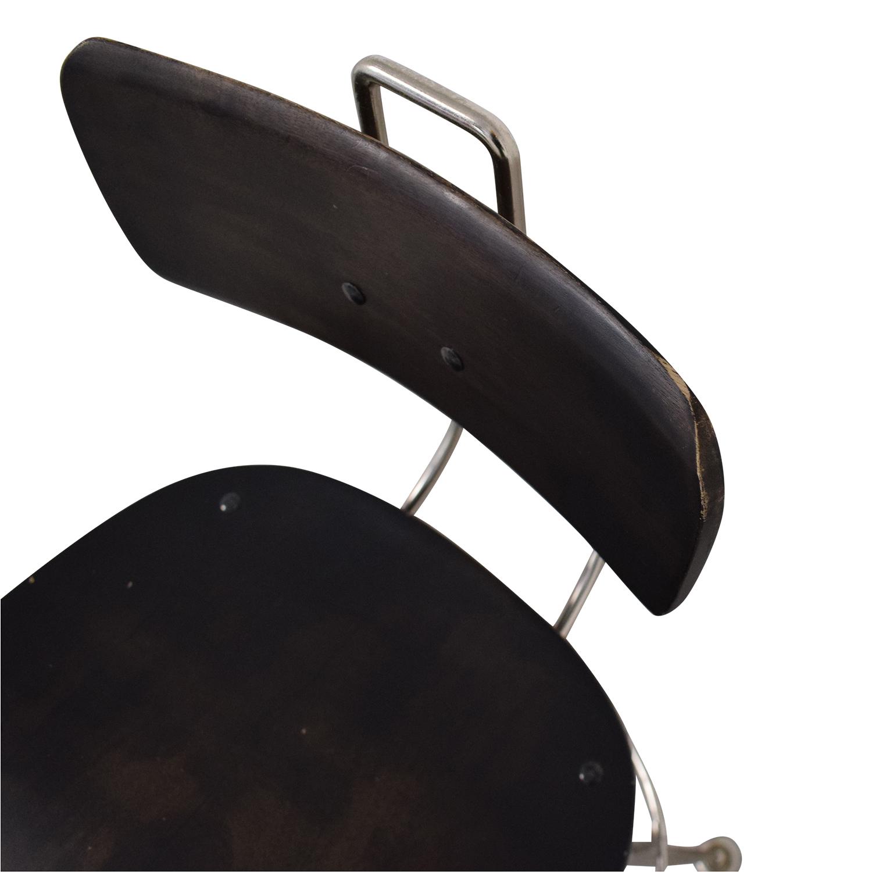 shop Restoration Hardware 1940s Vintage Toledo Bar Chair Restoration Hardware