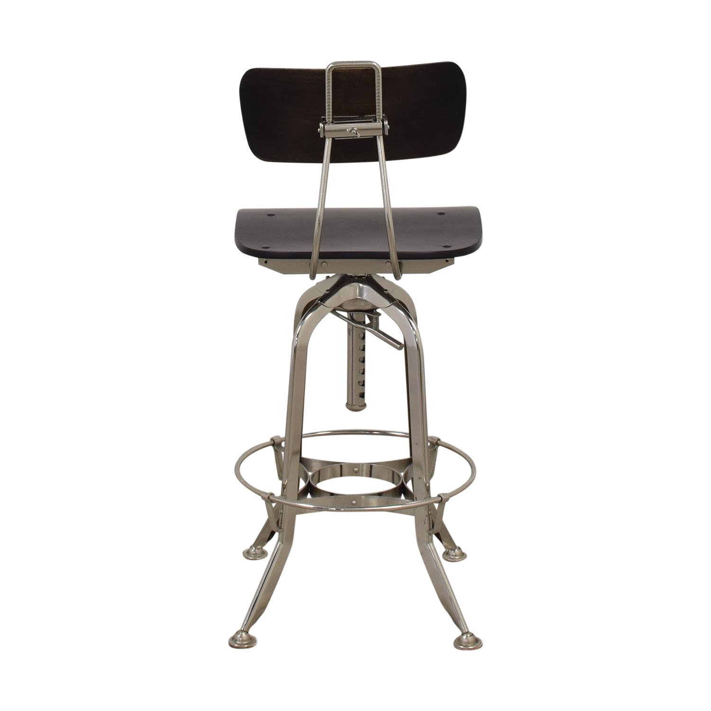 Restoration Hardware Restoration Hardware 1940s Vintage Toledo Bar Chair price