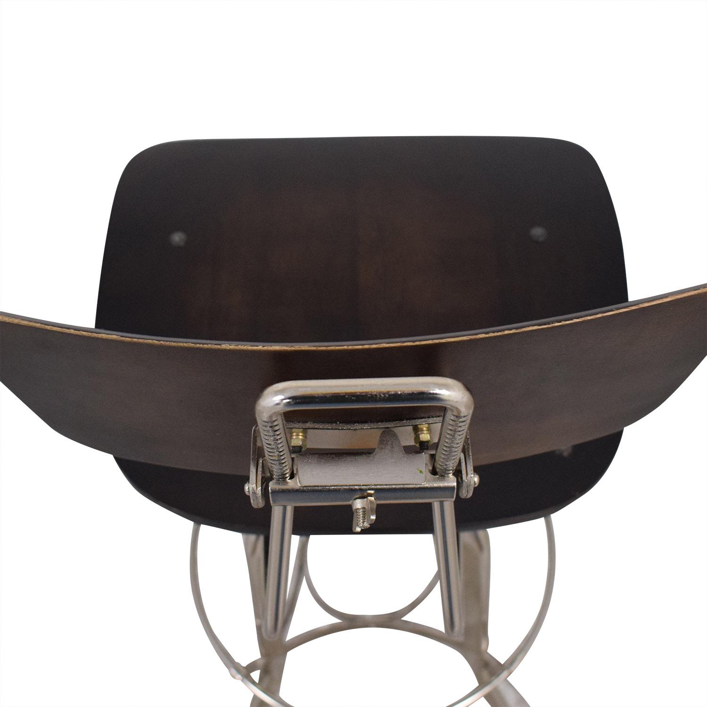 Restoration Hardware Restoration Hardware 1940s Vintage Toledo Bar Chair