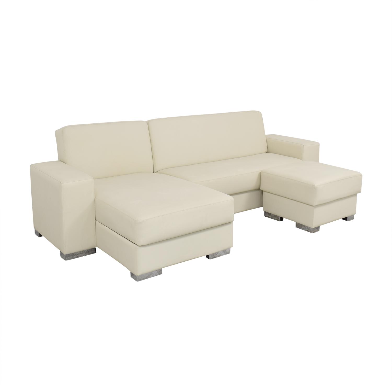 Hudson Furniture & Bedding Hudson Furniture Kobe Sectional Sofa Bed with Storage coupon