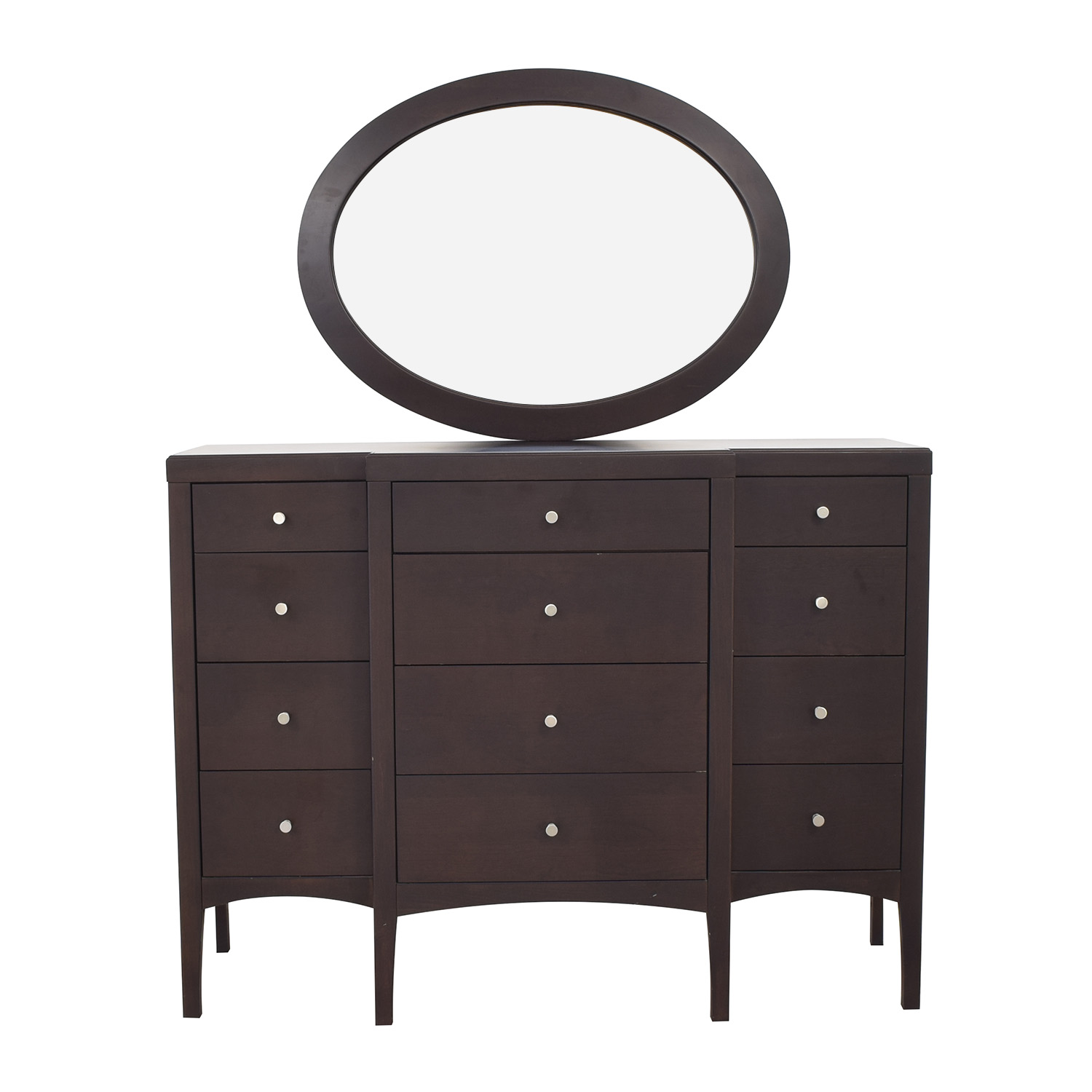 Macy's Macy's Chest of Drawers and Mirror ma
