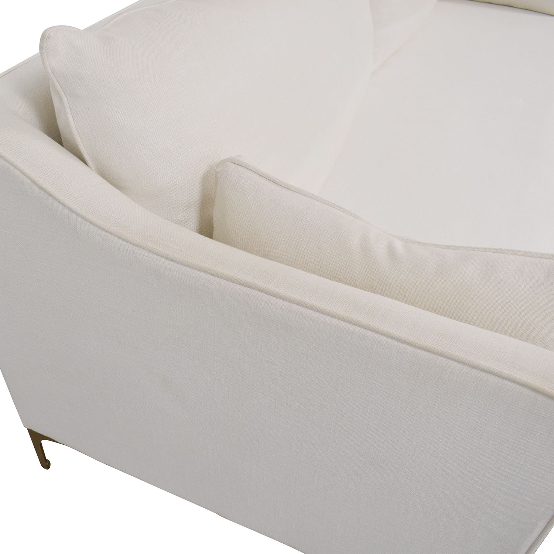 Interior Define Interior Define Caitlin by the Everygirl Sofa Classic Sofas