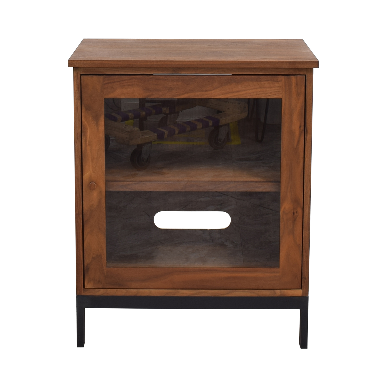 Room & Board Room & Board Linear Modular Custom One-Insert Cabinet ma