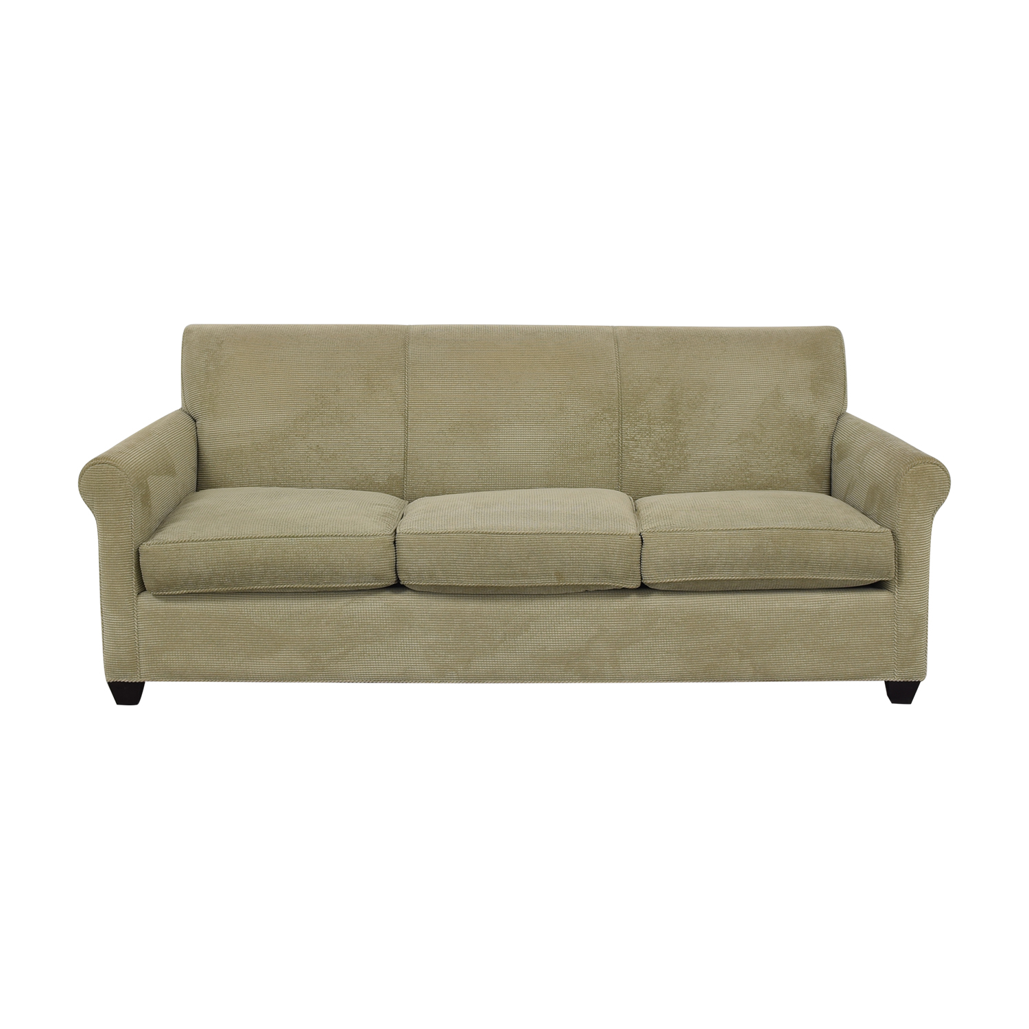 Crate & Barrel Crate & Barrel Three Seat Sofa beige