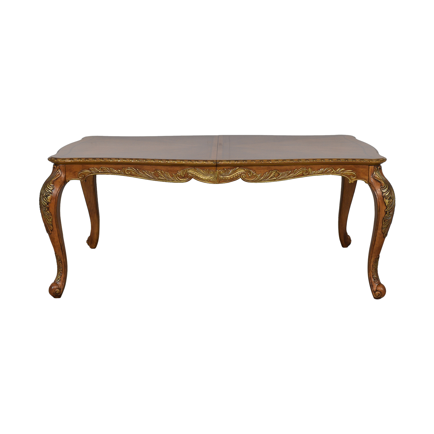Raymour & Flanigan Raymour & Flanigan Extendable Dining Table ma