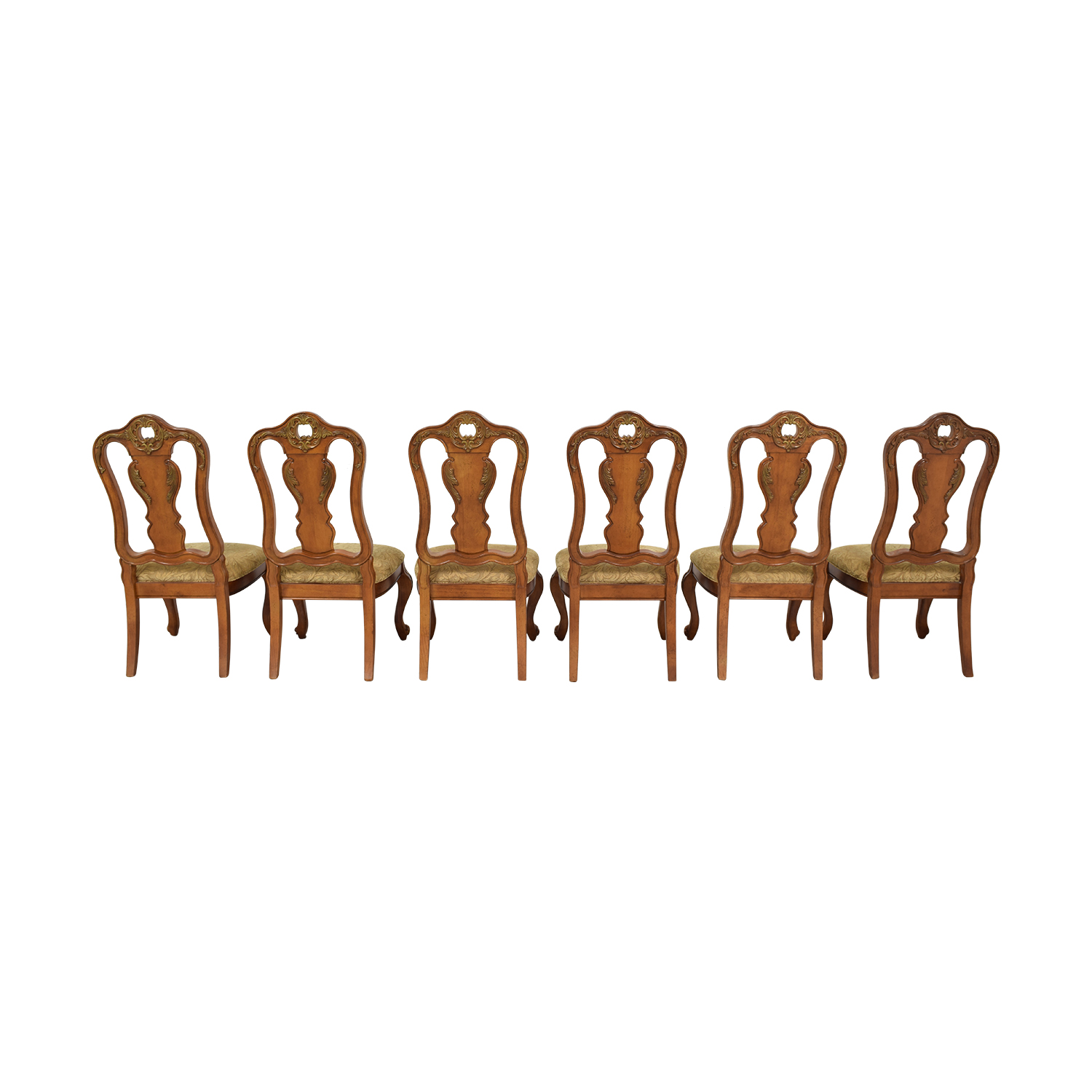 buy Raymour & Flanigan Carved Dining Chairs Raymour & Flanigan Chairs